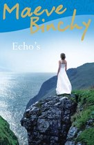 Boek cover Echos van Maeve Binchy