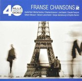 Alle 40 Goed Franse Chansons