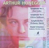 Arthur Honegger, Symphonies Nos. 2 & 4