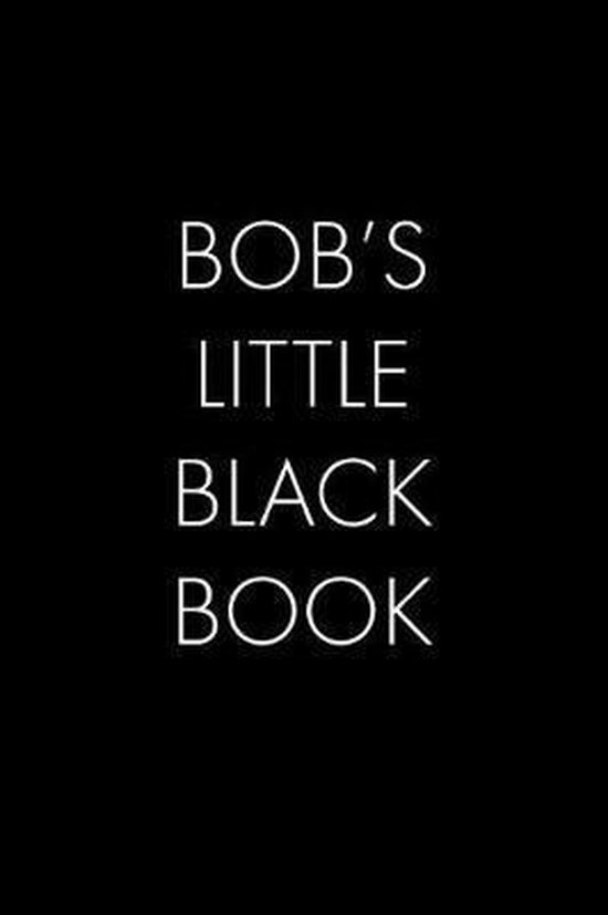 Bob's Little Black Book