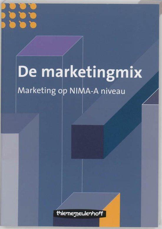 Cover van het boek 'De Marketingmix / Leerboek / druk 5' van Frans van Rooij en C. Szerkowski