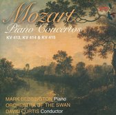 Piano Concertos Kv 413, Kv 414 & Kv 415