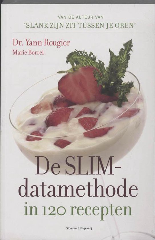 De SLIM-datamethode in 120 recepten - Yann Rougier |