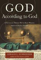 Omslag God According to God