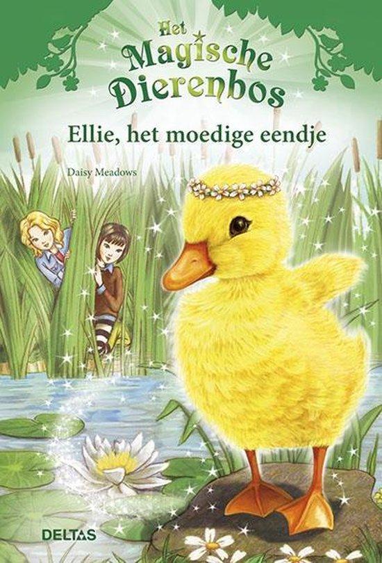 Het magische dierenbos  -   Ellie, het moedige eendje