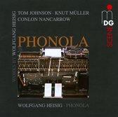Contemporary Phonola Music