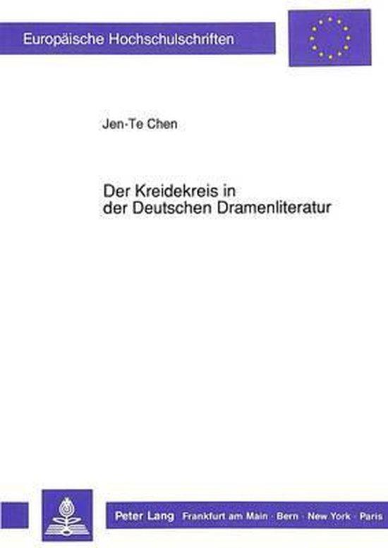 Der Kreidekreis in Der Deutschen Dramenliteratur