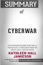 Summary of Cyberwar by Kathleen Hall Jamieson