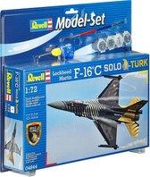 """Revell Model Set F-16 C """"SOLO TÜRK"""""""
