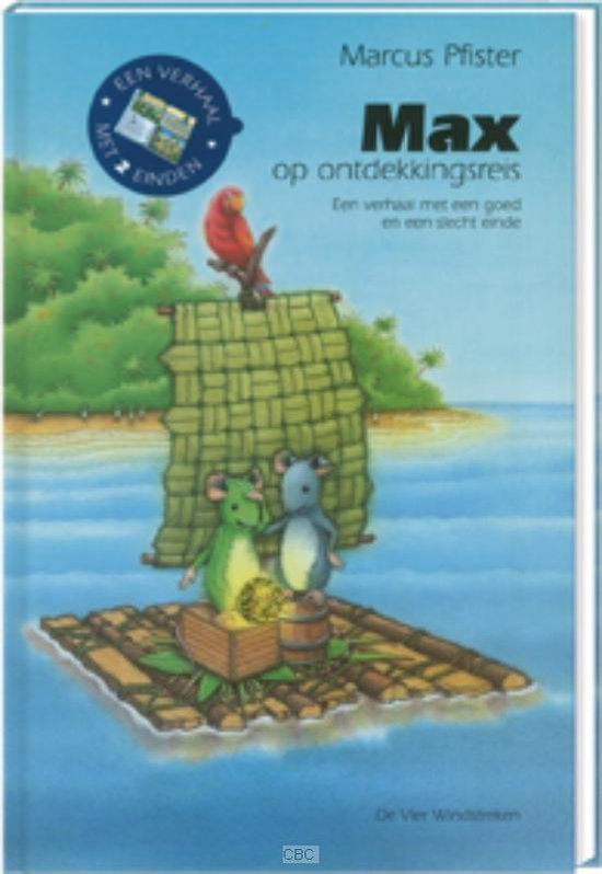 Max - Max op ontdekkingsreis - Christine Kliphuis | Fthsonline.com