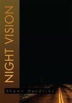 Boek cover Night Vision van Shawn Hendrikx
