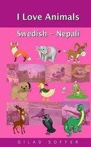 I Love Animals Swedish - Nepali