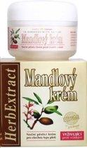 Herb Extract® Amandelolie Hydraterende Gezicht Nachtcrème - 50ml
