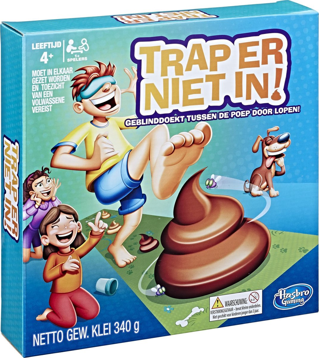 Trap Er Niet In! - Kinderspel - Hasbro Gaming