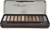 W7 In the Buff Lightly Toasted Natural Nudes Eye Colour - Oogschaduw Palet
