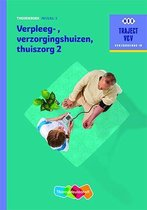 Traject V&V - Verpleeg-, verzorgingshuizen, thuiszorg 2 -niveau 3 Theorieboek