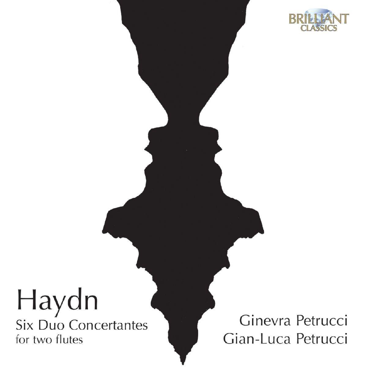 Haydn: Six Duo Concertantes For Two - Ginevra Petrucci