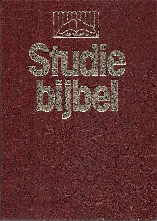 4 Lucas Bijbel Studiebijbel - none | Fthsonline.com