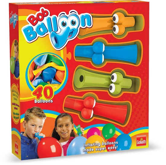 Bob Balloon Party Pack (ML)