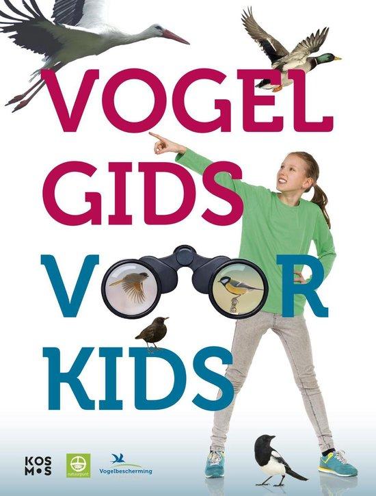 Vogelgids voor kids - Marc Duquet |