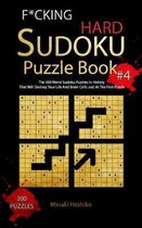 F*cking Hard Sudoku Puzzle Book #4