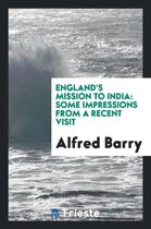 England's Mission to India