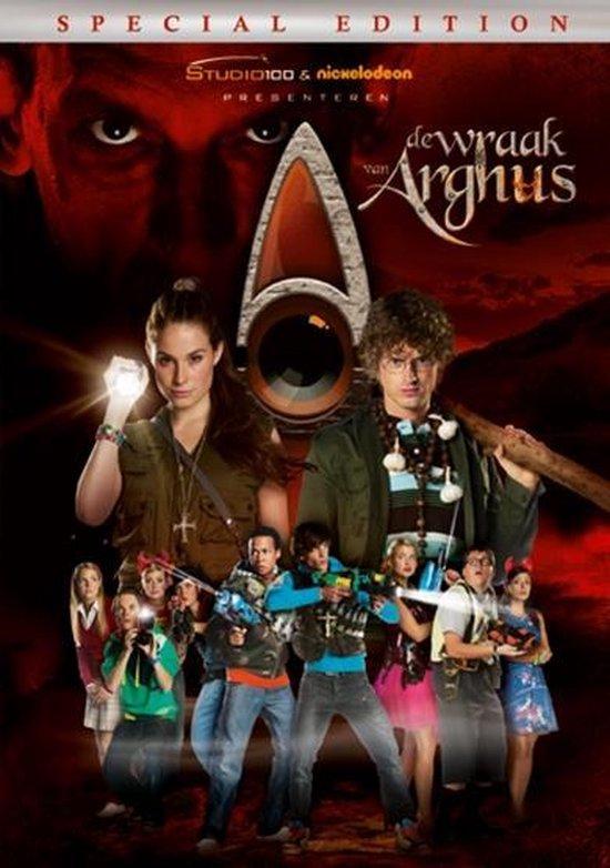 Cover van de film 'Huis Anubis - De Wraak Van Arghus'