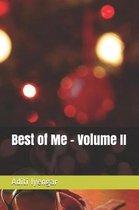 Best of Me - Volume II
