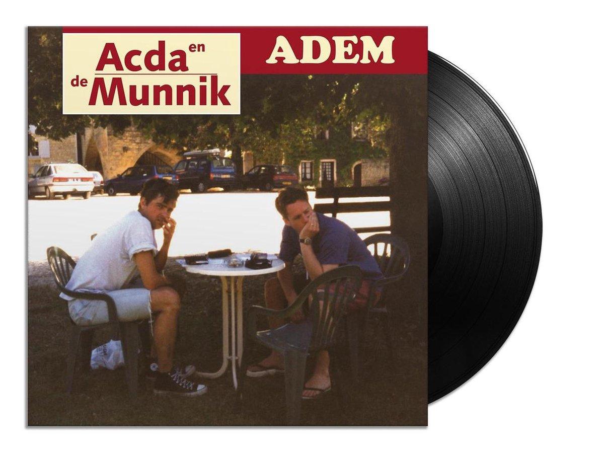 Adem-Het Beste Van (2LP) - ACDA & DE MUNNIK