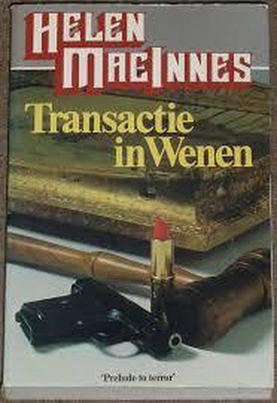 Transactie in wenen - Macinnes |