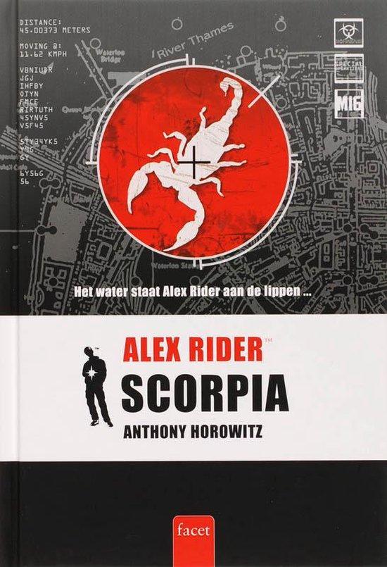 Alex Rider 5 - Scorpia - Anthony Horowitz | Fthsonline.com