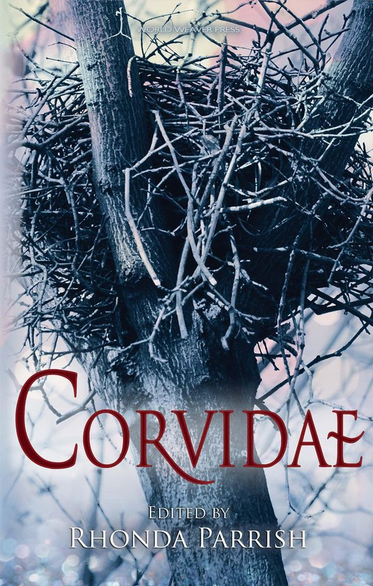 Boek cover Corvidae van Rhonda Parrish (Onbekend)