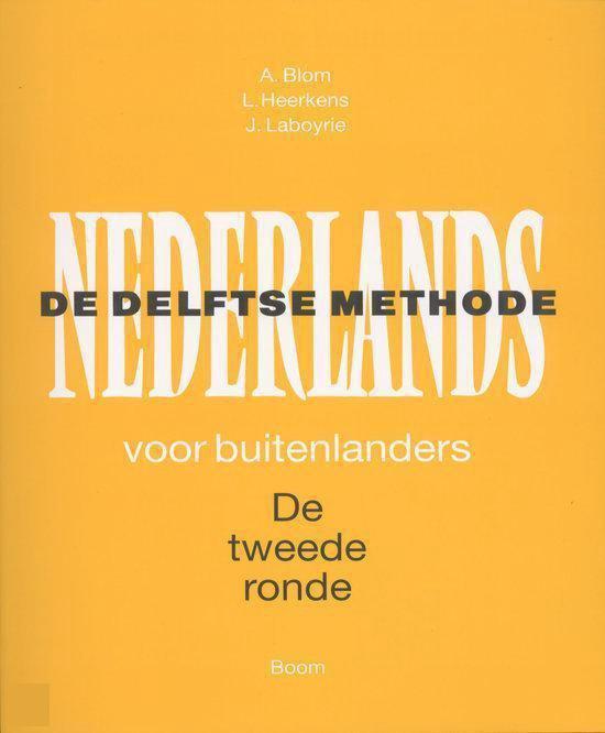 DELFTSE METHODE. 2E RONDE TEKSTBOEK + CD - A. Blom pdf epub
