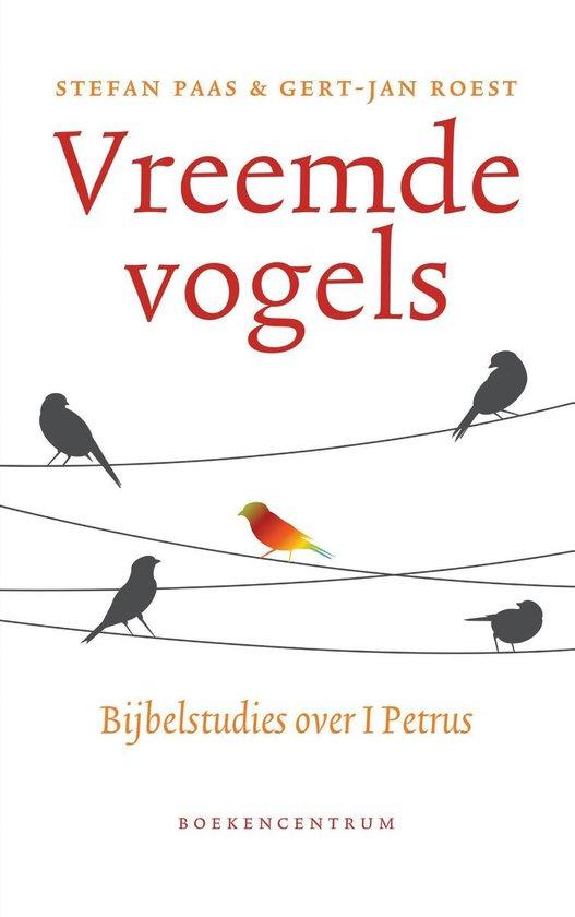 Vreemde vogels - Stefan Paas pdf epub