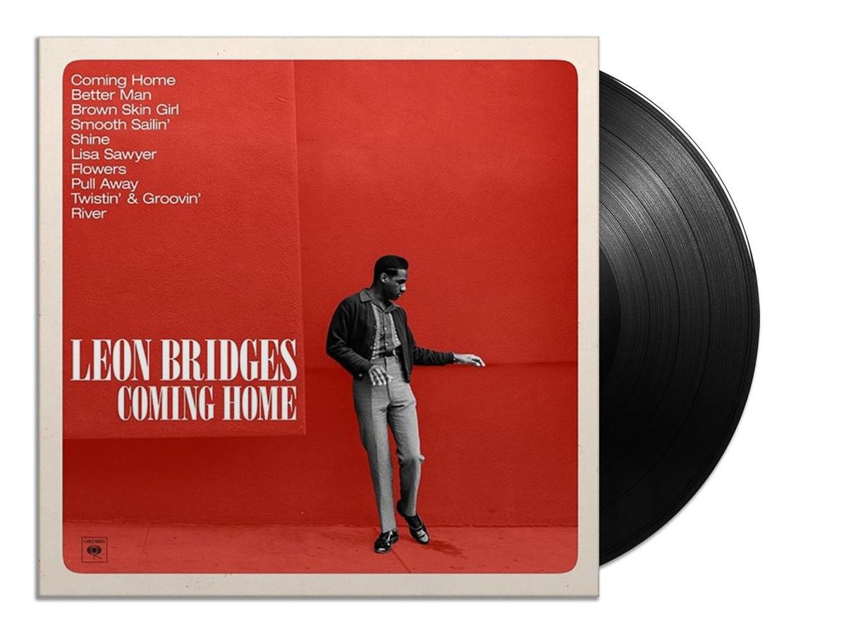 Coming Home (LP) - Leon Bridges