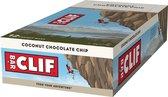 Clif Bar Coconut Chocolate Chip 12pk/box
