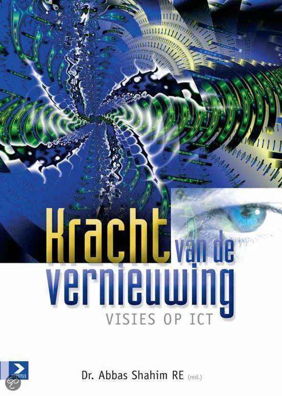 Cover van het boek 'Kracht van de vernieuwing'