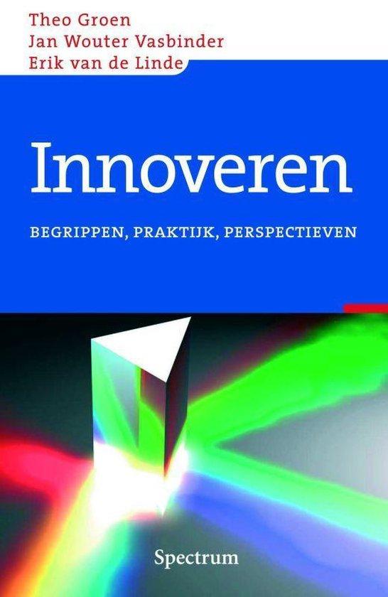 Cover van het boek 'Innoveren'