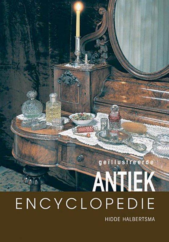 Antiekencyclopedie - H. Halbertsma |