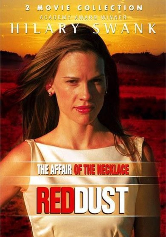 Cover van de film 'The Affair Of The Necklace / Red Dust'