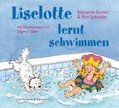 Liselotte lernt schwimmen