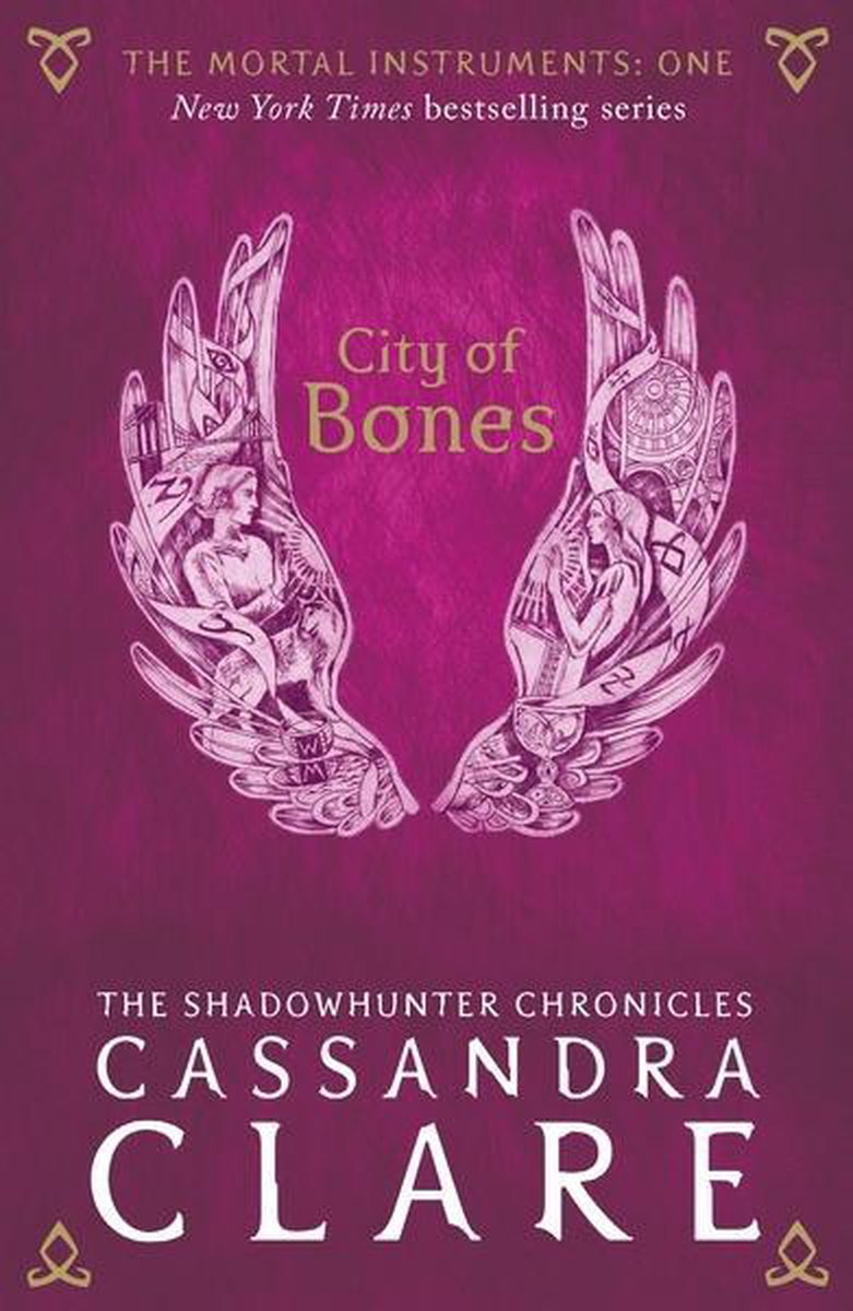 The Mortal Instruments 1 - Cassandra Clare