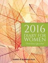 2016 Diary for Women