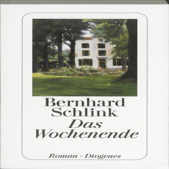 Boek cover Das Wochenende van Bernhard Schlink (Paperback)