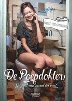 Boek cover De poepdokter 1 -   Gezond van mond tot kont van Nienke Gottenbos (Hardcover)