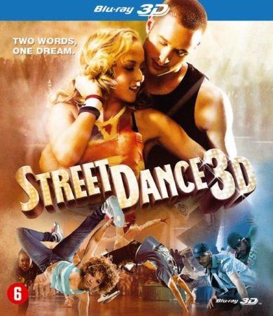 Cover van de film 'Streetdance'