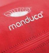 Manduca draagzak - Pure Cotton Coral Red