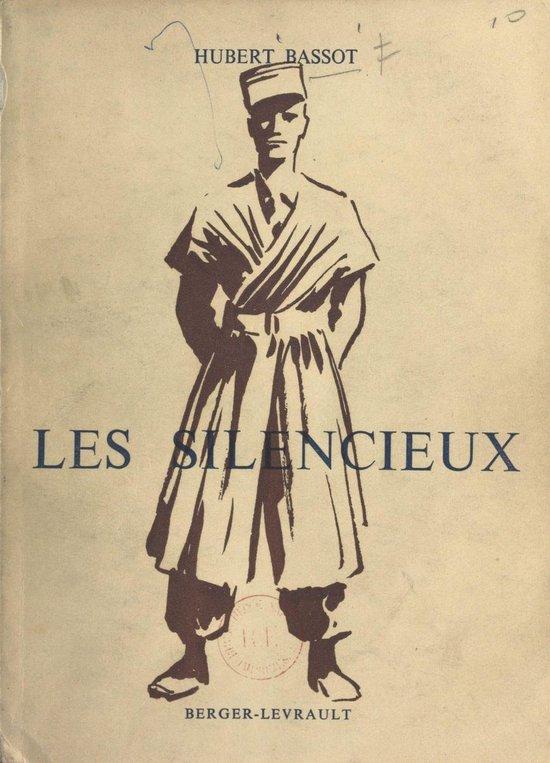 Boek cover Les silencieux van Hubert Bassot (Onbekend)