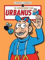Urbanus 185 - Het geleende kunstgebit