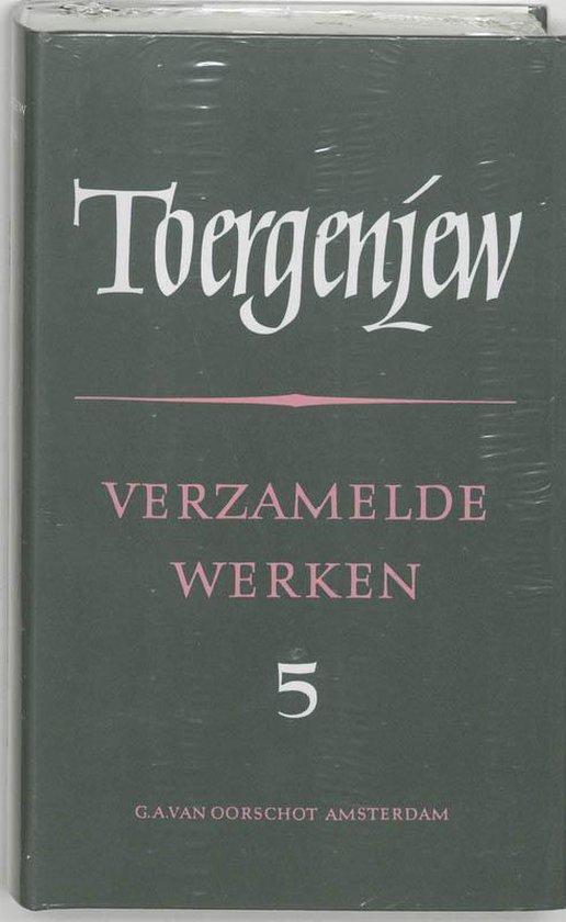 Verzamelde werken / 5 Brieven - Ivan Toergenjev |